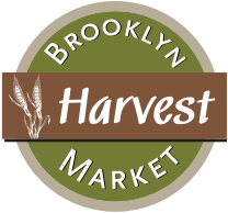 Brooklyn Harvest Logo, Returns to Homepage